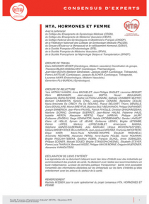 Nos publications - Société Française de Cardiologie